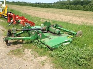 2008 John Deere Mx8 Other Tractor Attachments