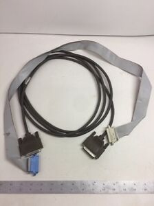 Tektronix 012 0911 00 Cable With Flat Ribbon Cable Extension
