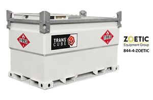 Western Global 20tcg Transcube 552 Gallon Transportable Fuel Storage Tank