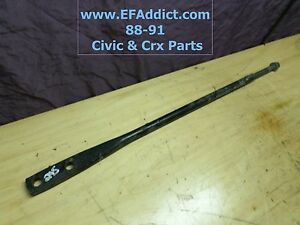 88 91 Honda Civic Sedan Hatch Crx Dx Si Oem Traction Bar Radius Rod Usdm