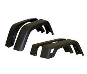 Crown Automotive Wide Fender Flare Kit 55254918k7