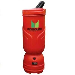 Red Mosquito Super Hepa 3 0 Gold Backpack Vacuum P n 10 1011 red