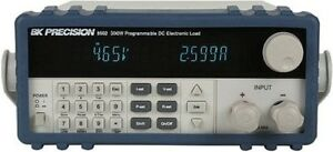 New B k Precision 8502 Programmable Dc Electronic Load Tester 300w 15a 500v