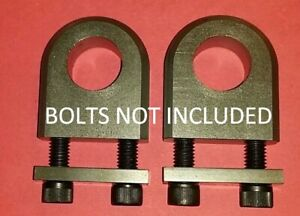 Heavy Duty Weld On Bolt On D ring clevis hydraulic tractor offroad heavy mount