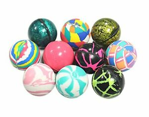 250 Premium Quality 27mm Super Bounce Bouncy Balls 1
