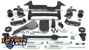 Fabtech 6 Performance Lift Kit W Ss Shocks For 03 05 Hummer H2 Oe Air Bags 4wd