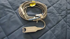 Nellcor Preamp Cable For N 200 Series Pulse Oximeters used