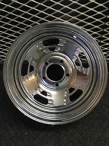 Intero Cragar Chrome Wheel 15x7 5x4 75 R173