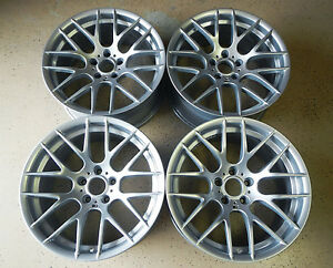 19 Avant Garde M359 Wheel Set Bmw E90 E92 325i 328i 330i 335i Competition Rims