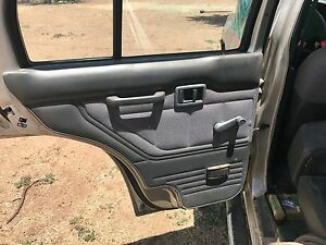 Auto Parts Left Rear Door Trim Panel