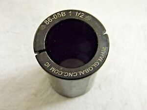 Global Cnc Industries Lathe Tool Holder Bushing 1 2 x2 x3 1 2 8605b 500