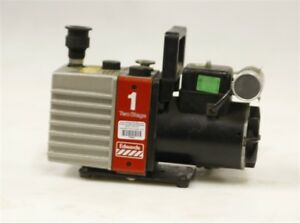 Edwards Mechanical Vacuum Pump Model E2m 1 10688 see Video
