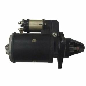 Starter For Allis Chalmers Tractor 180 185 190 Others 70273901 273902