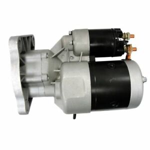 New Starter For Ford New Holland Tractor 3310n 333 3330no 334 335 340 3400 340a