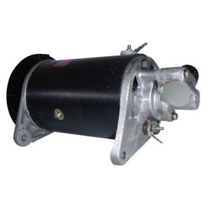 New 22 Amp Generator For Ford New Holland Tractor 3300 3310 3330 3400 3500