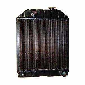 New Radiator For Ford New Holland Tractor 535 5600 6600 340 4100 4600