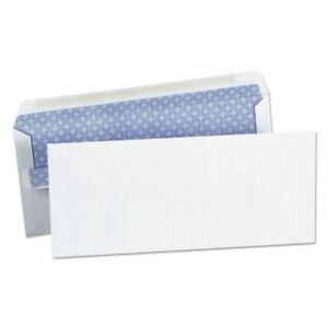 Universal Self seal Business Envelope Security Tint 10 4 1 8 X 9 Unv36101