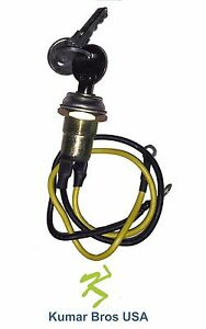 New Ignition Switch With 2 Keys For Ford 650 701 941 950 951 960 961 971 981