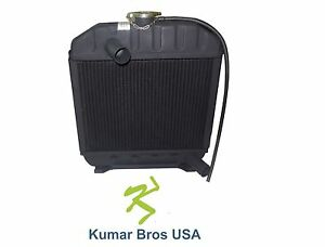 New Kubota B6100hst dt B6100hst e Radiator With Cap