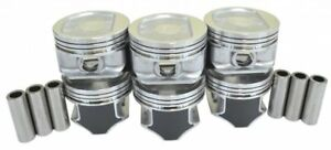 Jeep Cherokee wagoneer 4 0l 242 Sealed Power Pistons moly Rings Kit 96 06 Stand