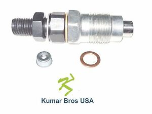 New Kumar Bros Usa Fuel Injector Assy For Bobcat 341 337 v2203 V2003t excavator