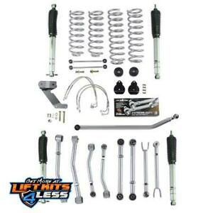 Rubicon Express Susp Lift W Shocks 07 18 Jeep Wrangler Jk 2 Dr Re7127pm
