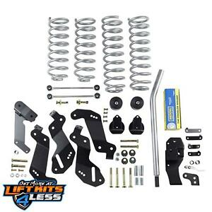 Rubicon Express Suspension Lift Kit 2007 2018 Jeep Wrangler Jk 2 Door Re7125