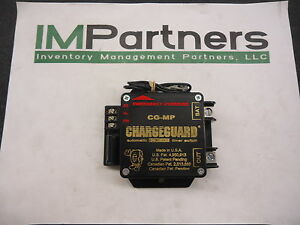 Cg mp Charge Guard On off Switch For 2 way Radio Brand New 2 Pieces