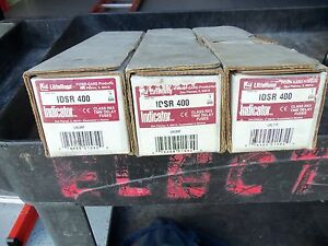 Littlefuse Fuse Idsr400 Lot Of 3 New In Box Tested