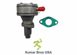 New Kubota D750 Fuel Pump