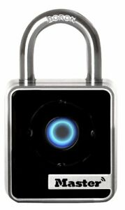 Master Lock 4400d 1 29 32 Wide Bluetooth Indoor Padlock
