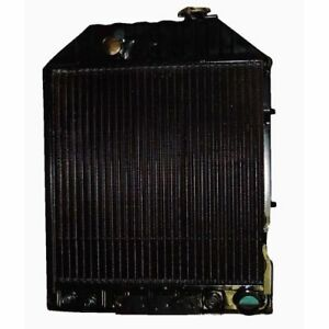 Radiator For Ford Tractor 5110 6410 6610 6810 7410 7610 7810
