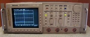 Tektronix Tds680b 1 Ghz Digital Oscilloscope W Opts Tds 680b Calibrated