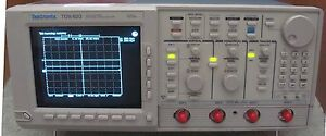 Tektronix Tds 620 2 Channel Digitizing Oscilloscope W Manuals Calibrated