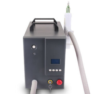 Professional Q Switch Nd Yag Laser Tattoo Removal Pigment Remover Salon Machine