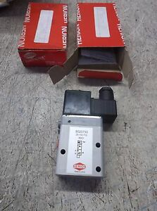 Herion 10577290 Valve lot Of 2 New Old Stock