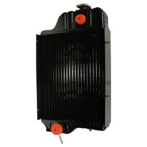 New Radiator For John Deere 1530 1630vu 1635ev 2040 2240 820 830