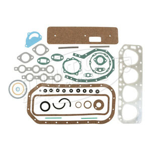 New Complete Engine Overhaul Gasket Set 600 Ford new Holland 600 Series 4 Cyl