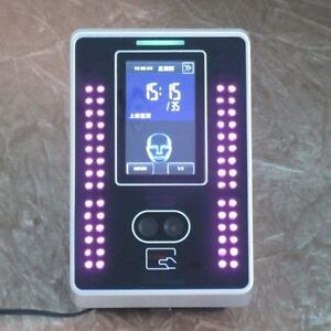 Zk Vf300 Face Recognition Attendance Machine Facial Rf Card Mix