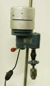 Eberbach Model 7265 Contorque Tissue Homogenizer 07249 see Video