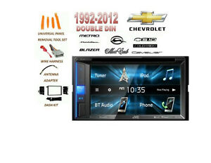1992 2012 Chevrolet S10 Impala Malibu Dvd Usb Bluetooth Touchscreen