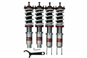 Truhart Streetmax Coilovers Lowering Coils Adjustable For 2001 2005 Honda Civic
