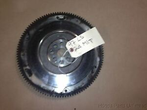 94 01 Acura Integra Oem Manual Transmission Flywheel Fly Wheel Stock Factory