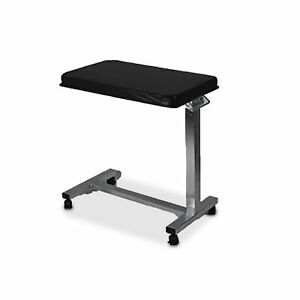 Rectangle Surgery Table With Mobile Base 2 Pad Arm hand Table With Clamps 1 Ea