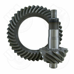 Usa Standard Ring Pinion Gear Set For 10 5 Gm 14 Bolt Truck In A 3 73 Ratio