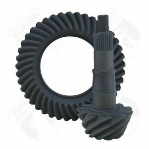 High Performance Yukon Ring Pinion Gear Set For Ford 8 8 Reverse Rotation In
