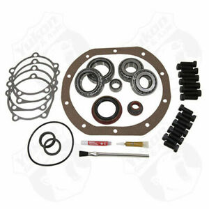Yukon Master Overhaul Kit For Ford 8 Inch W Aftermarket Positraction Yukon Gear