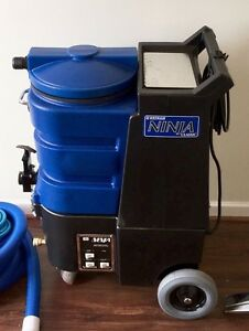 Esteam Ninja 150 Carpet Extractor