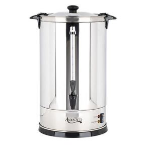Commercial Stainless Coffee Maker 110 Cup 3 Gallon Office Catering Brewer Urn