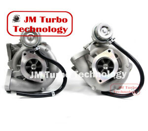 90 96 300zx Z32 Vg30dett Upgrade Bolt On Twin Turbo Charger T25 600hp Vg30